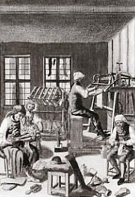 veränderung textilindustrie deutschland
